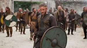Ragnar Lothbrok prepared to lead his crew on their journey to the west.