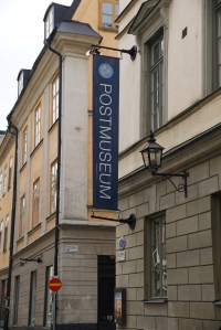 Post Museum, one of the oldest museums in Stockholm
